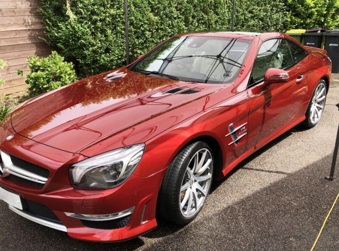 Mobile-Detailing-Essex-Customer-Mercedes-CL