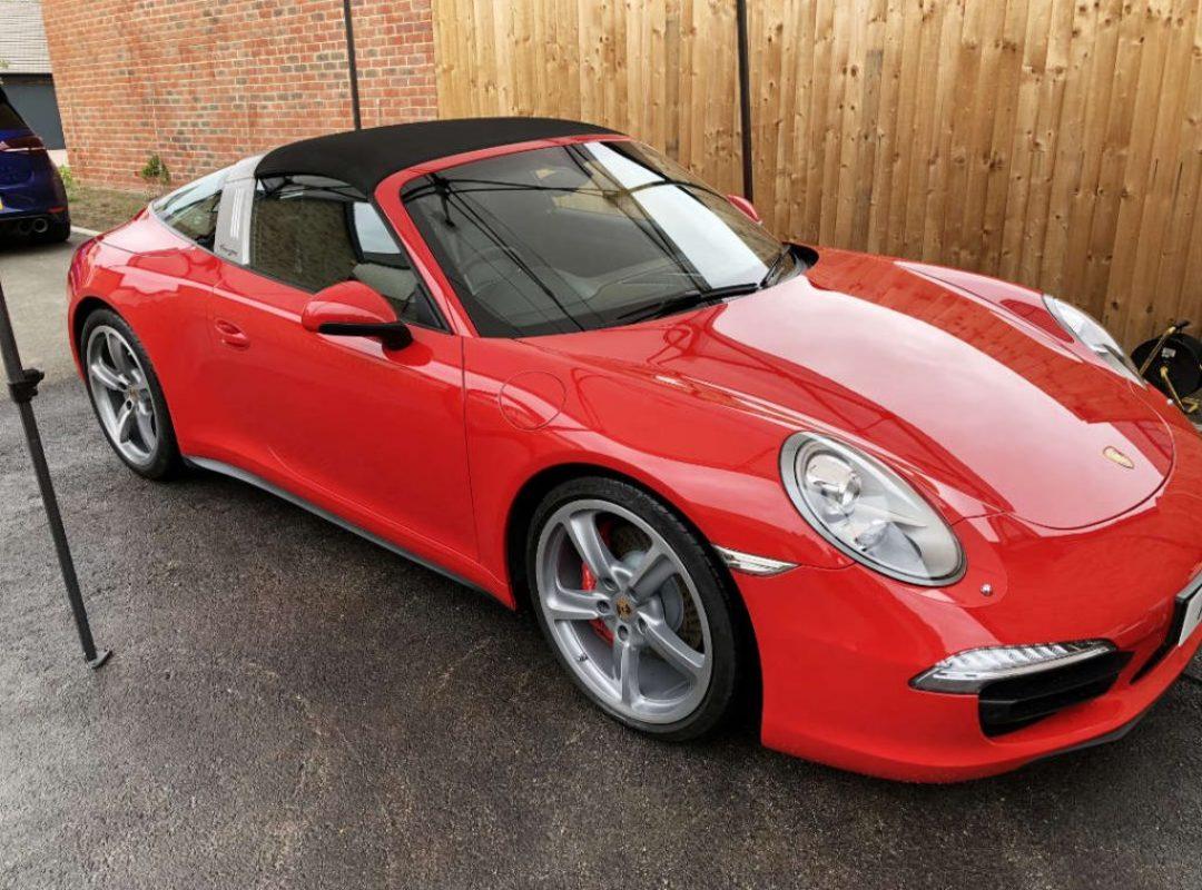 Mobile-Detailing-Essex-Customer-Porsche